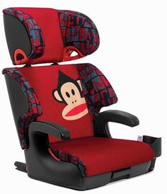 """Rigid latch and innovative seat features make this seat a """"must have"""" for all children of booster appropriate size."""