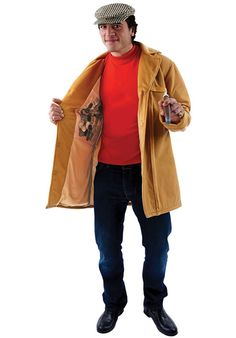 awesome Only Fools and Horses Del Boy Fancy Dress Costume Standard