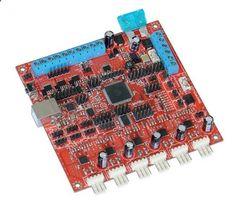 Rambo Version 1.2a (RepRap Arduino-compatible Mother Board) for 3D printer,reprap #Get #BISS
