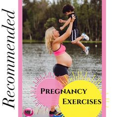 Its easy to gain too much weight during pregnancy, but if you exercise, you won't. These pregnancy exercises are safe and can be done in every trimester of pregnancy.  This pregnancy workout will help you prevent excess weight gain and help you be fit and toned during pregnancy.