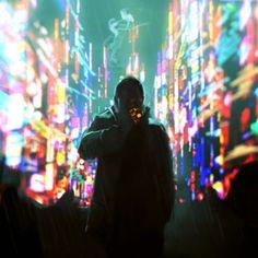 Cyberpunk by gruntbatch
