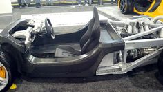 Chassis and Carbon fiber monocoque of the McLaren P1 [1280x722] [OC] - Imgur