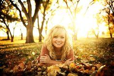 Fall senior picture idea?