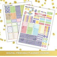 Hey, I found this really awesome Etsy listing at https://www.etsy.com/listing/265559412/easter-printable-planner-stickers