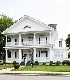 Leron Springs House ~ Lancaster, South Carolina
