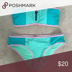Aerie bathing suit New without tags aerie Swim Bikinis