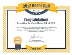 Free Honor Roll Certificate Lovely 5 8 13 News From Olg School Recipe Template For Word, Essay Writing Competition, Teacher Awards, Certificate Design Template, Spelling Bee, Spirit Awards, Hard Work And Dedication, Honor Roll, Science Fair