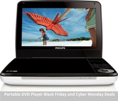 Best Portable DVD Player Black Friday and Cyber Monday Deals 2017