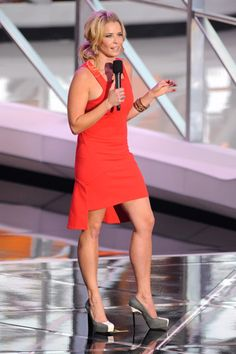 """Chelsea Handler. """"I'm a ridiculous person. If you take anything any comedian says seriously, then you're stupid."""""""