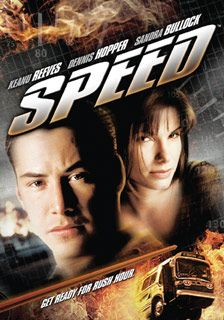 Speed -- always like Sandra Bullock in movies -- got a kick out of this one and watched a few times