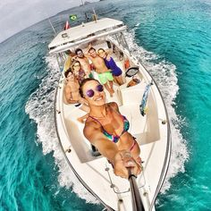 20 Epic Selfie Stick Shots to Inspire the Explorer in You via Brit + Co.