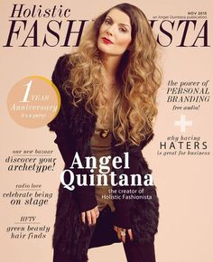 The #FIDM Blog: Guest Speaker Angel Quintana of Holistic Fashionista: The Power of Personal Branding to ROCK your New Career