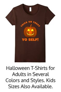 f36fc2ae These Halloween t-shirts for adults come in a variety of colors and styles (