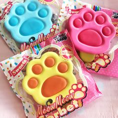 Meow Meow Kitty Sorbet Icecream squishy *licensed* limited *toysboxshop* 20.50$