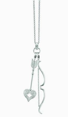 Glucky : Fashion Bow And Arrow Pendants Necklaces, 925 Sterling Silver Charm Pendants Necklaces TMSN027 Glucky http://www.amazon.com/dp/B00RQKSKF4/ref=cm_sw_r_pi_dp_TOfuvb1PQVBJC