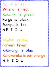 Image result for count to 10 in maori for kids