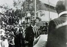 Värmland Eda kommun Koppom Järnskog Skönnerud Skönnerud Gustaf V's besök 1918