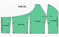 Corset Sewing Pattern, Pattern Drafting, Dress Sewing Patterns, Clothing Patterns, Fashion Sewing, Diy Fashion, Ideias Fashion, Sewing Clothes, Diy Clothes