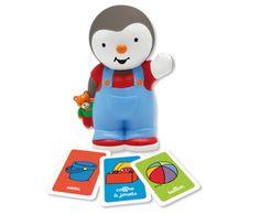 cache-cache T'choupi - ans : Cache-Cache « Indice », l'enfant doit retrouver T'choupi à l'aide des cartes indices.Éditions Nathan