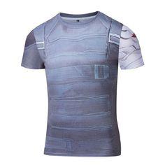 Quick-Drying Compression Joker T shirt