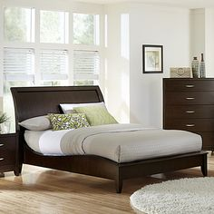 Found it at Wayfair - Starling Panel Bed