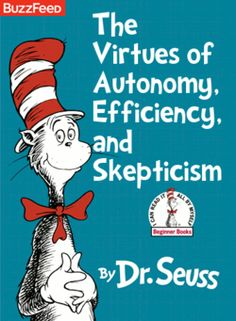 What Dr. Seuss books are really about.