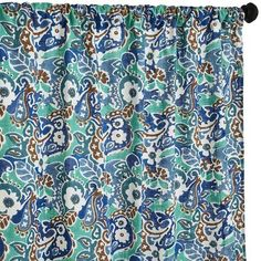 Paisley Leaf Panel - Cool for dining room Pier one!