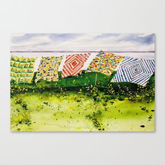 Shop denise comeau painter printmaker's store featuring unique designs on various products across art prints, tech accessories, apparels, and home decor goods. Stretched Canvas, Canvases, Tech Accessories, Printmaking, The Creator, Artisan, Fresh, Quilts, Art Prints