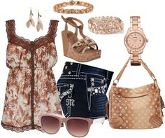 """""""Buckle Outfit"""" by missyfer88 on Polyvore"""