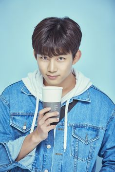 Taecyeon is cool in blue for his concert poster teaser Jay Park, Korean Men, Korean Actors, Jaehyun, Lets Fight Ghost, Nct, Park Hyung Sik, Woo Young, Most Beautiful Faces