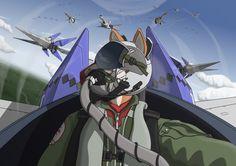 Star Fox team by koutanagamori on DeviantArt