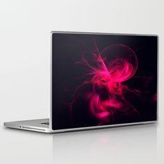 Pink Flame Fractal Laptop & iPad Skin by traceyleeartdesigns Ipad, Laptop Skin, Fractals, Art Designs, Polaroid Film, Art Projects, Patterns