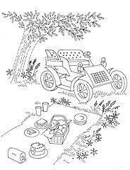 D648-picnic by rectangel