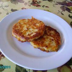 Bacon Cheddar Patty Cakes Allrecipes.com