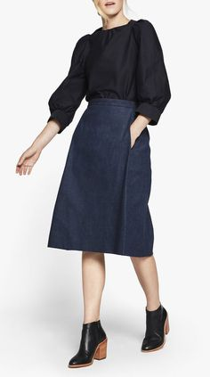 Atlantique Ascoli | Petite Amazone Skirt