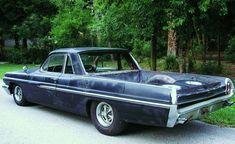 1962 Pontiac converted to a Ute. Pickup Car, Pickup Trucks, Hot Rod Trucks, Old Trucks, Custom Trucks, Custom Cars, Classic Trucks, Classic Cars, Car Tv Shows