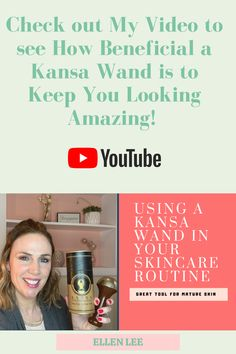 The Kansa Wand helps with all your anti-aging concerns. It helps to revitalize and plump the skin, soften fine lines, decrease puffiness around the eyes, my favorite..... firm the jawline and cheekbones!! You can also use to help with relaxing the neck and shoulders.  When I use my Kansa Wand, I truly feel like my skin just had the most fabulous natural facelift! Please like my video & subscribe! xo Link in the description video.  #antiaging #naturalfacelift #firmandtonetheskin #kansawand Natural Face Lift, Natural Skin Care, Please Like Me, Jawline, My Beauty, Stress Relief, Wands, Your Skin, Anti Aging
