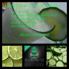 Get your Vi-shape shake mix at www.sassyshakegir...