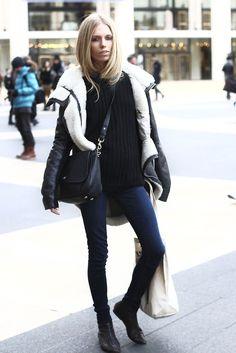 O estilo de Alexandra e Theodora Richards - street style - fashion