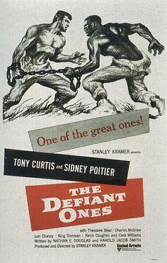 "1958 - Place 6 - ""The Defiant Ones"" Stanley Kramer"