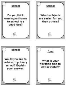 Brain Teasers Riddles, Journal Writing Prompts, Conversation Starters, Ell, Student, English, Cards, Storage, English Language