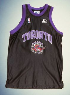 2333d297c Details about Toronto Raptors NBA Starter MENS SIZE XL AUTHENTIC