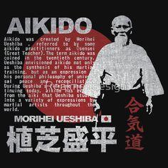 JAPAN AIKIDO MORIHEI UESHIBA