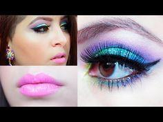 Assista esta dica sobre Maquiagem Colorida com Produtos Nacionais | @Sehziinha e muitas outras dicas de maquiagem no nosso vlog Dicas de Maquiagem.