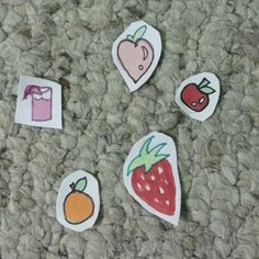 Stickers! By Mira.G