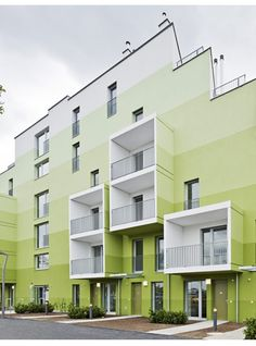 Herzberg Public Housing / AllesWirdGut Architektur + feld72