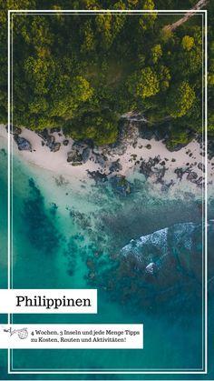 Wunderbare Inseln, traumhafte Strände, unberührte Natur und hilfsbereite Menschen wirst du auf deiner Reise auf die Philippinen treffen. Jetzt lesen!