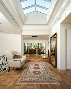 Click on a photo to go to a slideshow of Jodie Foster's home for sale.