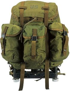 ALICE PACK WITH FRAME