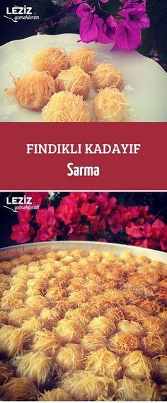 Fındıklı Kadayıf Sarma Cheesecakes, Food And Drink, Vegetables, Eat, Desserts, Mediterranean Kitchen, Tailgate Desserts, Deserts, Cheesecake